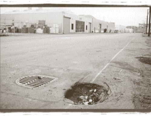 Requiem for Potholes