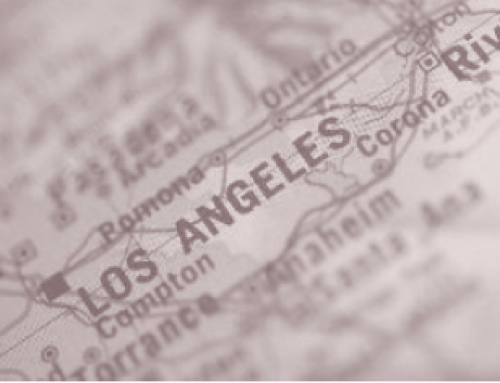 Moving Los Angeles