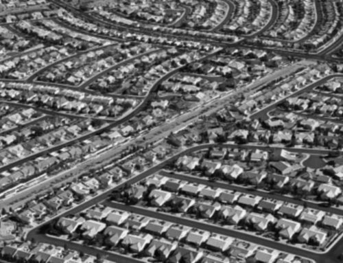 Retrofitting the Suburbs to Increase Walking