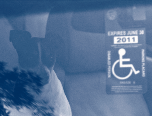 THE ACCESS ALMANAC: Ending the Abuse of Disabled Parking Placards