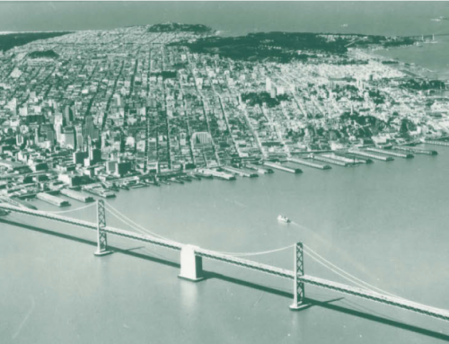 The Defeat of the Golden Gate Authority: Regional Planning and Local Power