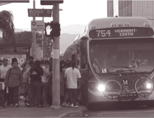 Falling Immigration Rates Mean Falling Transit Ridership
