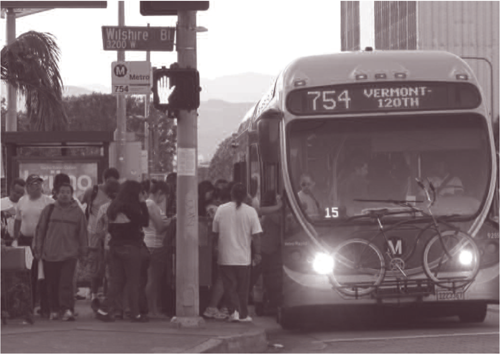 Falling Immigration Rates Mean Falling Transit Ridership