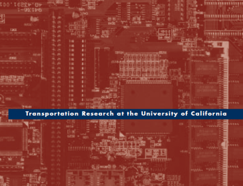Introduction: Transportation Technologies for the 21st Century