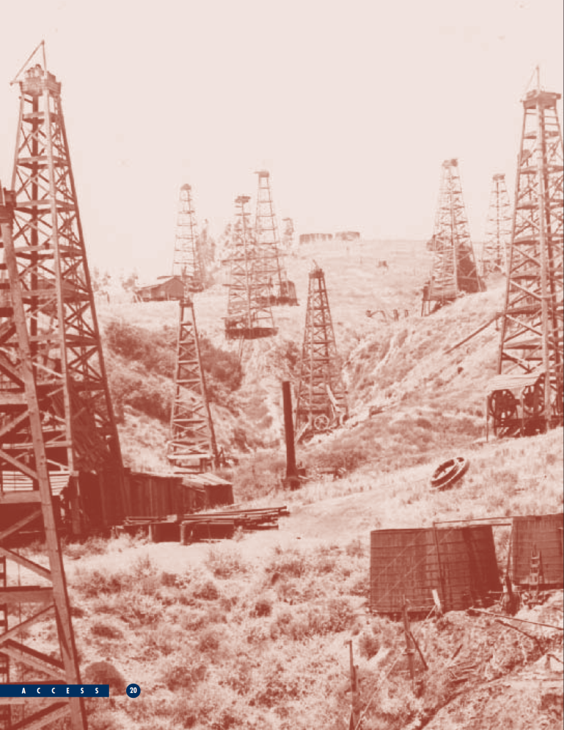 Transforming the Oil Industry into the Energy Industry