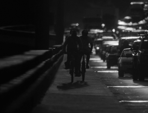 In the Dark: Seeing Bikes at Night
