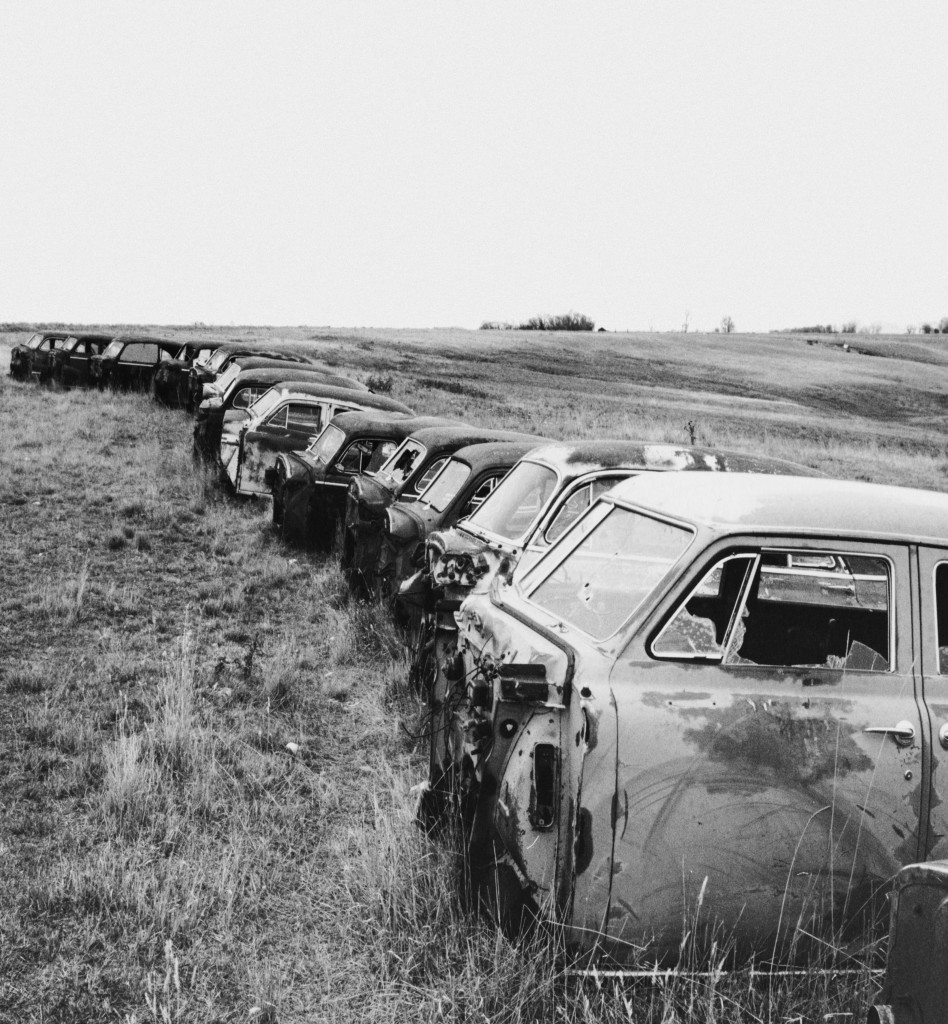 Scrapping Old Cars - ACCESS Magazine