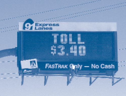 The Private Sector's Role In Highway Finance: Lessons From SR 91