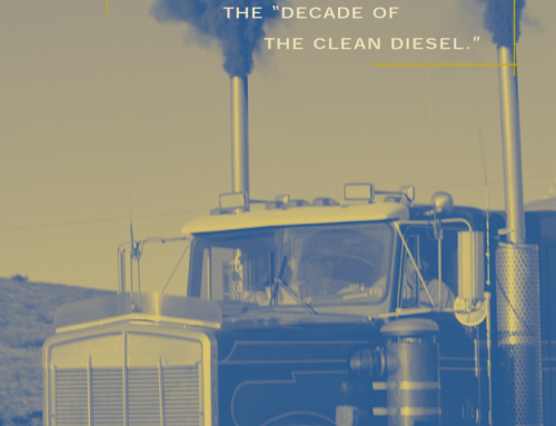 Clean Diesel: Overcoming Noxious Fumes