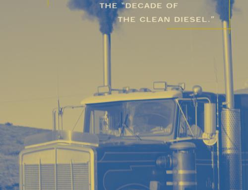 Clean Diesel: Overcoming Noxious Fumes