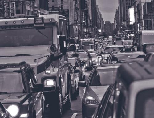 A Bathtub Model of Downtown Traffic Congestion