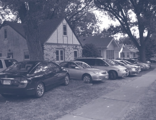 Informal Parking: Turning Problems Into Solutions