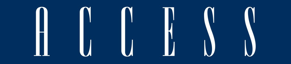 ACCESS Magazine Logo