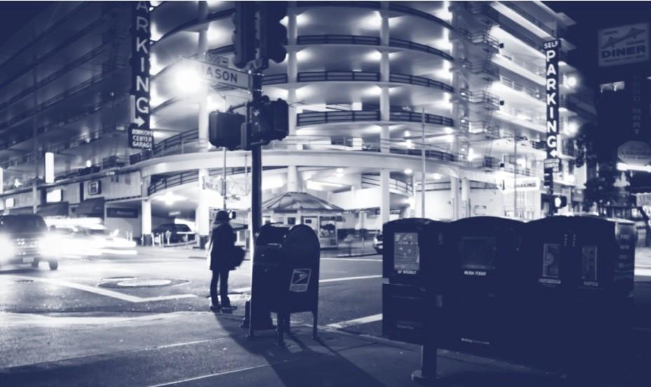 ParkingStructureNight